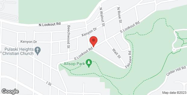 4319 S Lookout St Little Rock AR 72205