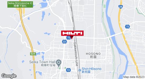 Get directions to 佐川急便株式会社 京都精華営業所