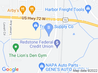 Map of Town Country Animal Hospital Dog Boarding options in Athens | Boarding