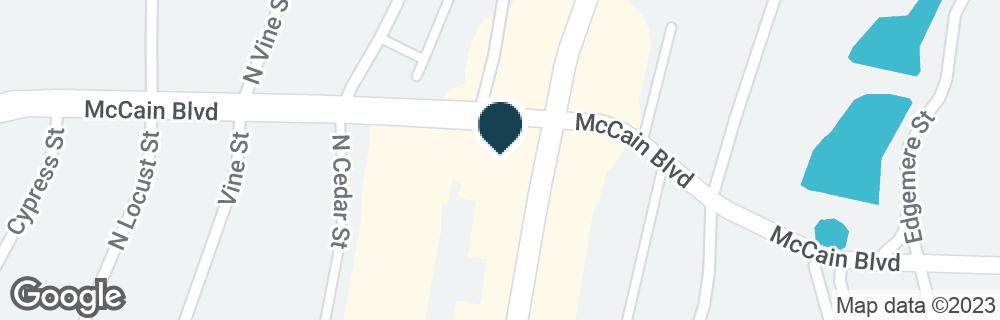 Google Map of4823 JOHN F KENNEDY BLVD