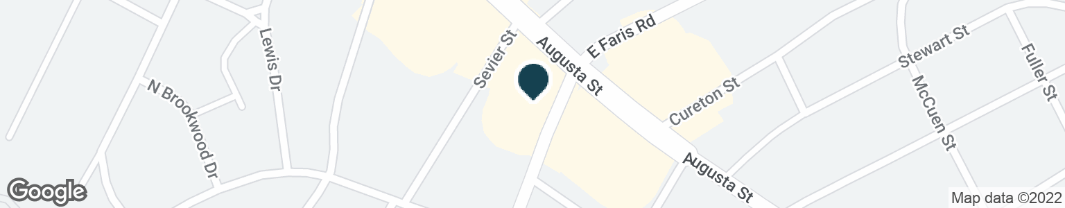 Google Map of2018 AUGUSTA ST
