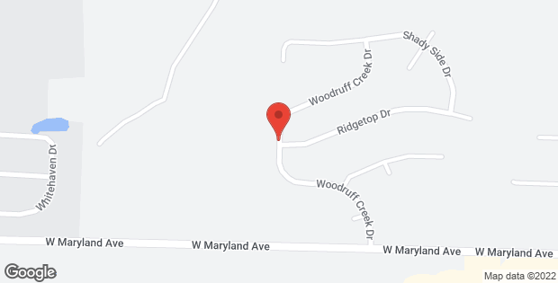 3078 Woodruff Creek Drive Sherwood AR 72120