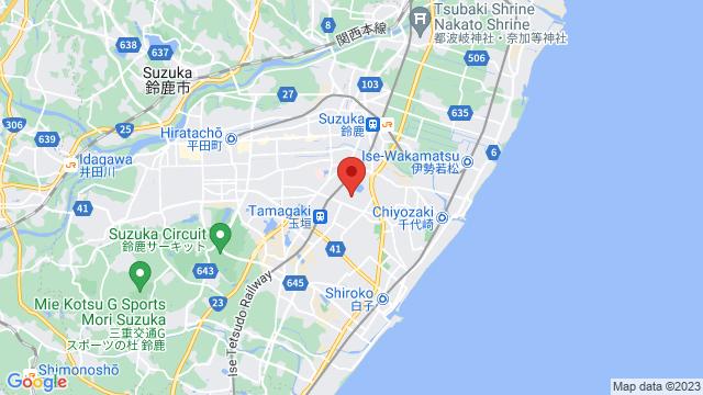 三重県鈴鹿市、静岡県富士市