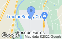 Map of Bosque Farms, NM
