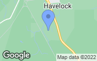 Map of Havelock, NC