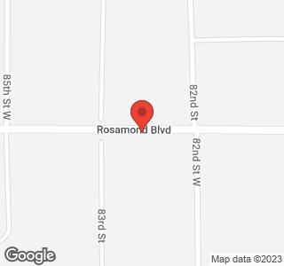 Rosamond Blvd