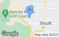 Map of Orcutt, CA