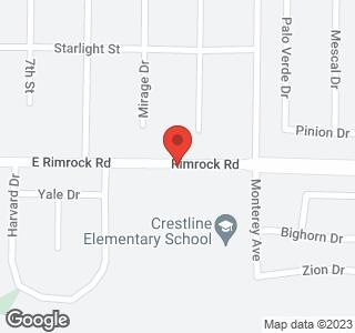 0 Rimrock Rd & N Street
