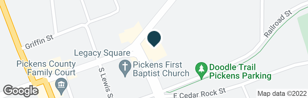 Google Map of101 HAMPTON AVE