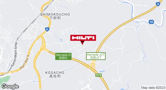 Get directions to 佐川急便株式会社 浜田店