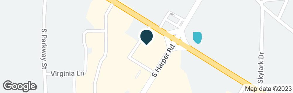 Google Map of2026 HIGHWAY 72 E