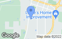 Map of McAlester, OK