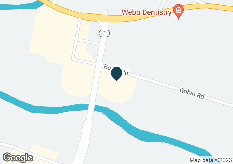 Google Map of5075 ALABAMA HWY