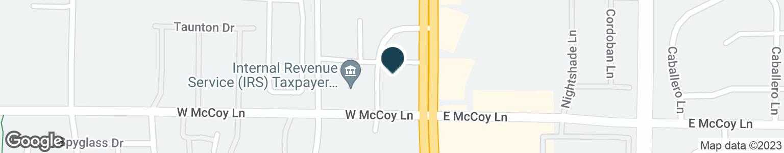 Google Map of2399 S BROADWAY