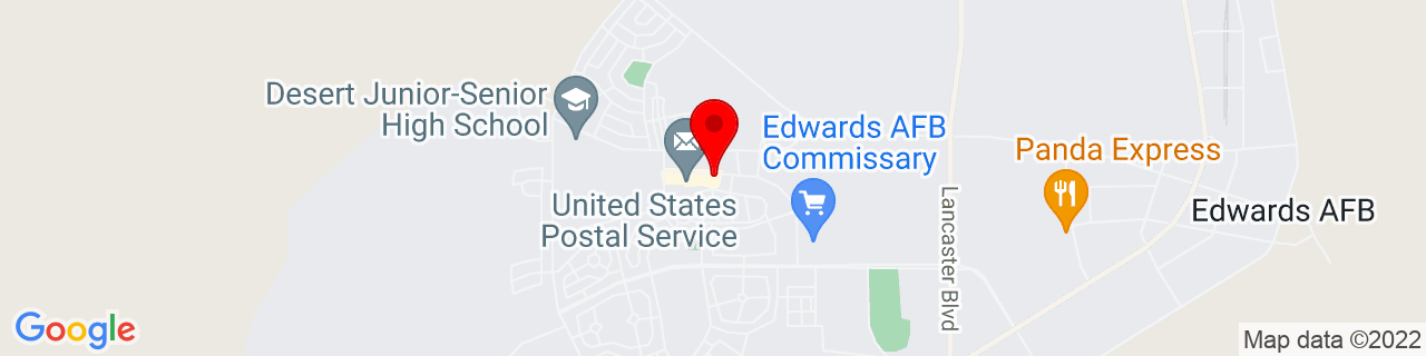 Google Map of 34.92609, -117.93507