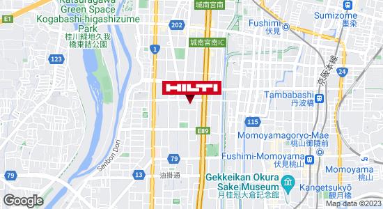Get directions to 佐川急便株式会社 京都南店