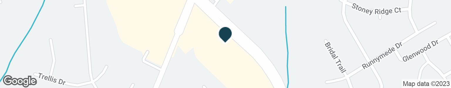 Google Map of1645 CRANIUM DR