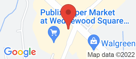 Branch Location Map - Wells Fargo Bank, Wedgewood Square Branch, 1709 Heckle Boulevard, Rock Hill SC