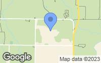 Map of Hazel Green, AL