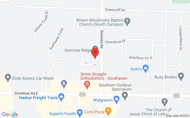 static image of 7145 Swinnea Road, Southaven, Mississippi