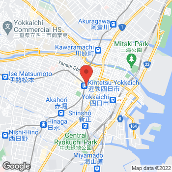 Map of Michael Kors at 7-34 Suwasakaemachi, Yokkaichi-Shi, Mie-ken 510-8585