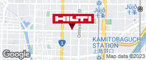 Get directions to 佐川急便株式会社 京都店