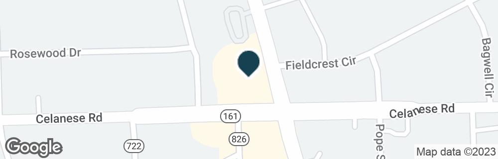 Google Map of2000 CELANESE RD