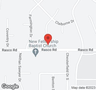 1106 W Rasco Road