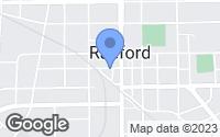 Map of Raeford, NC