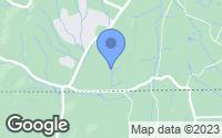 Map of Apison, TN