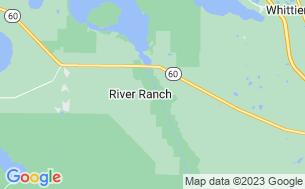 Map of River Ranch RV Resort