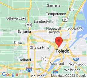 Job Map - 3404 W SYLVANIA AVE Toledo, Ohio 43623 US