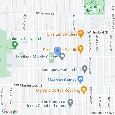 3429 45th Ave SW, Seattle, WA 98116, USA