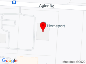 Google Map of Columbus Housing Partnership, Inc. dba Homeport