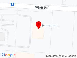 Google Map of Homeport