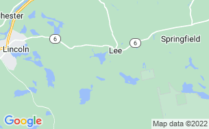 Map of Sleeping Bear Campground & Cabins