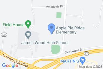 349 Apple Pie Ridge Rd, Winchester, VA 22603, USA