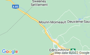 Map of Les Jardins de la Republique