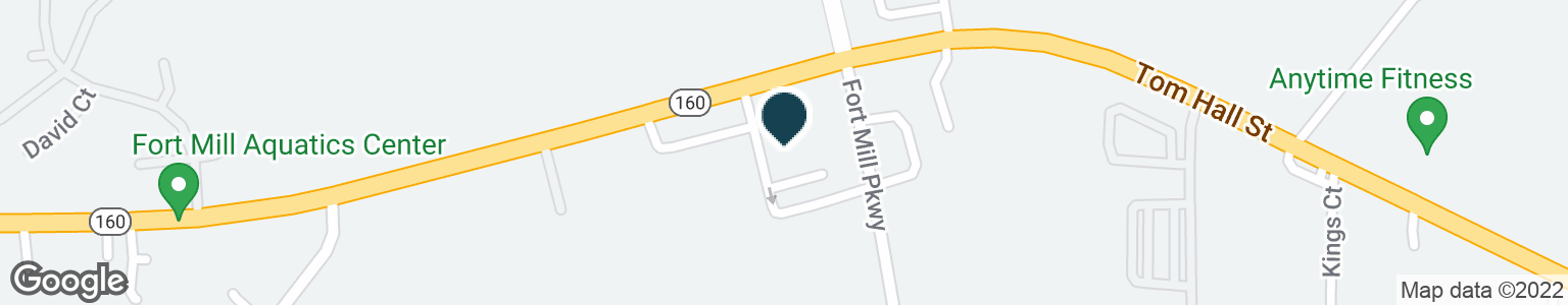 Google Map of1250 TOM HALL ST