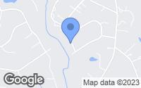 Map of Matthews, NC