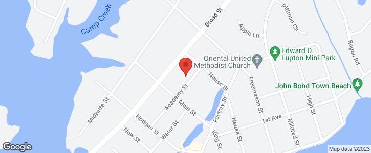 507 Academy Street Oriental NC 28571