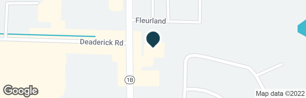 Google Map of2110 N WASHINGTON ST
