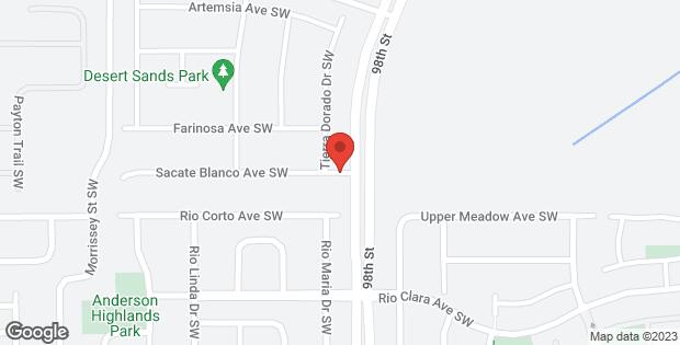 10023   Sacate Blanco  SW Avenue Albuquerque NM 87121