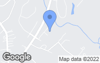 Map of Indian Trail, NC