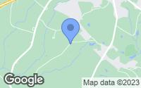 Map of Gaffney, SC