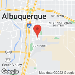Abq Express Cartage on the map