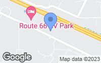 Map of Edgewood, NM