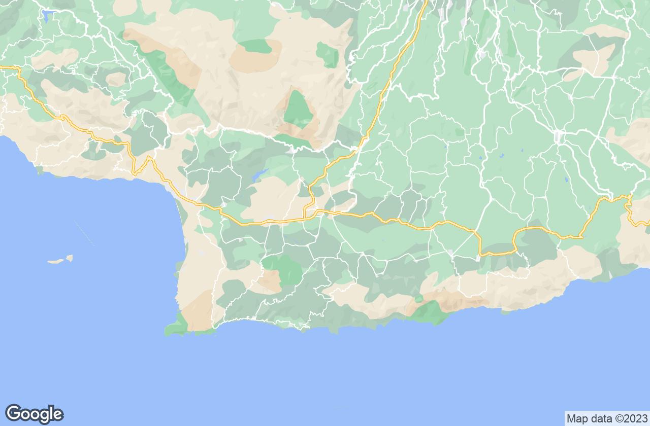 Google Map of جورتينا