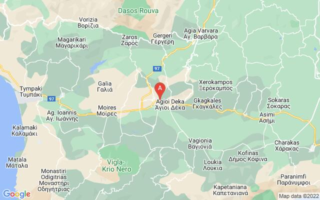 Google Map of GORTYNA