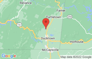 Map of Turtletown